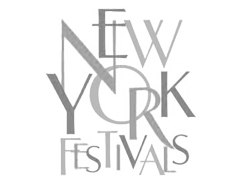 New York Festivals World's Best Television & Films logo